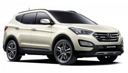 Автосервис Hyundai Santa Fe