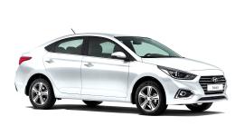 Автосервис Hyundai Solaris