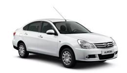 Автосервис Nissan Almera