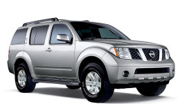 Автосервис Nissan Pathfinder