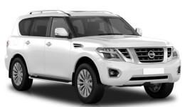 Автосервис Nissan Patrol