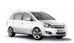 Автосервис Opel Zafira