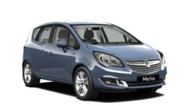 Автосервис Opel Meriva