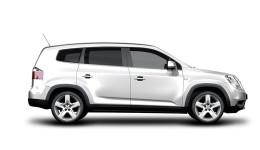 Автосервис Chevrolet Orlando