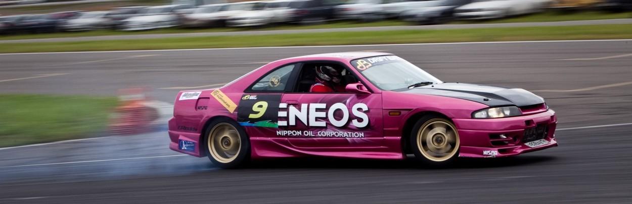 ENEOS - масло №1 в Японии